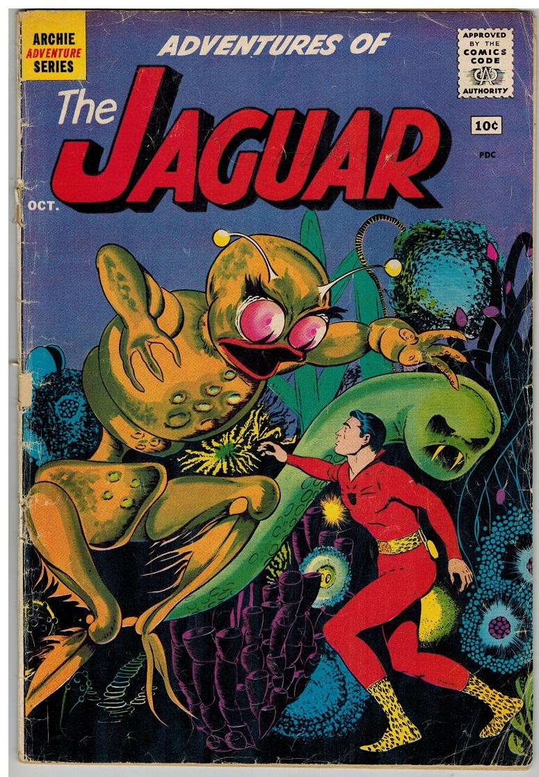 Смотреть комиксы ягуар 9 фотография