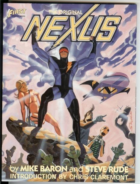 Classic Comic Covers - Page 3 Originalnexus