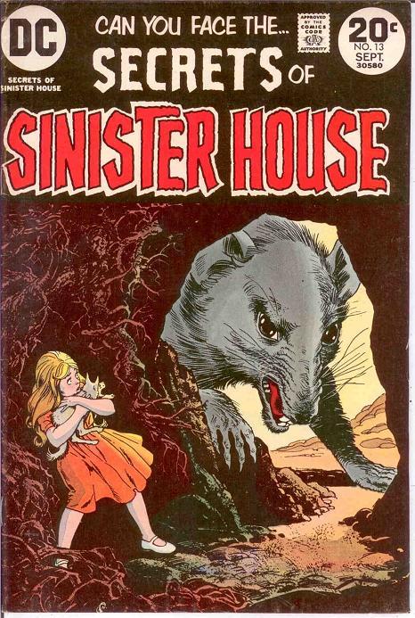 Classic Comic Covers - Page 3 Secretofsinisterhouse13vf
