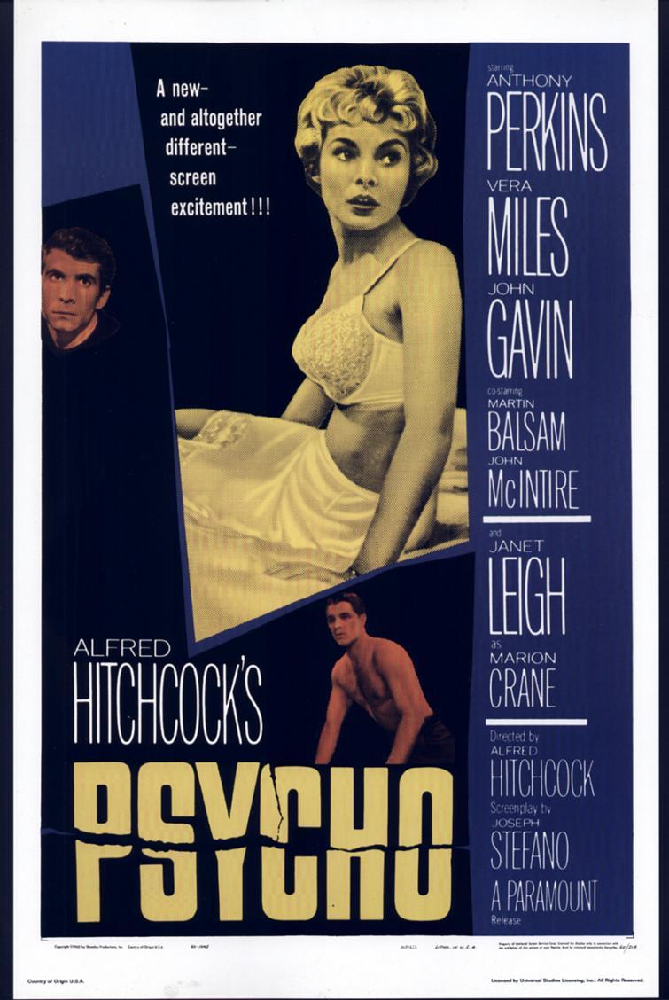 Anthony Perkins, Vera Miles,